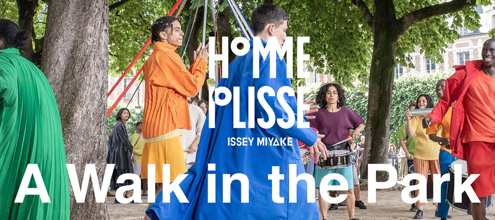 HOMME PLISSÉ ISSEY MIYAKE COLLECTION