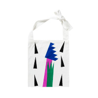 BOTANICAL GARDEN COTTON TOTE AG731
